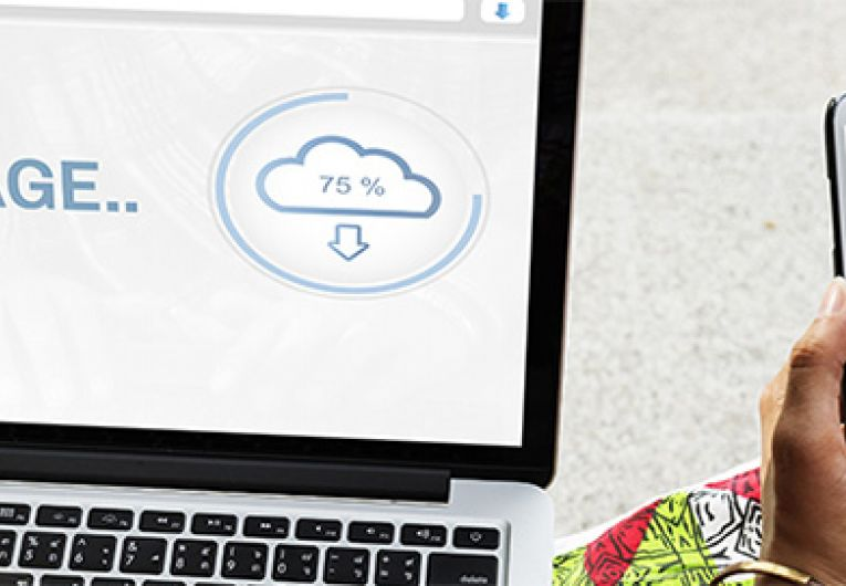Work from Anywhere with a Cloud Storage Service