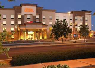 Exterior of Hampton Inn & Suites Prescott Valley, Ariz